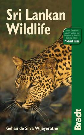 Sri Lankan Wildlife (Bradt Guides)