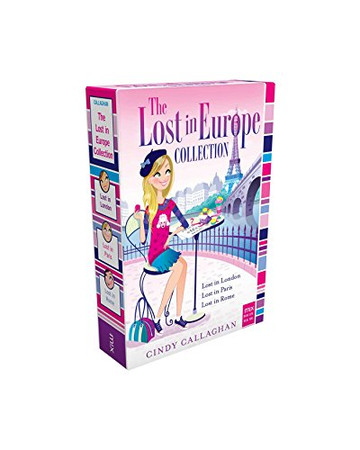 The Lost in Europe Collection: Lost in London; Lost in Paris; Lost in Rome (mix)