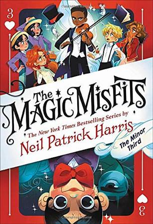 The Magic Misfits: The Minor Third (The Magic Misfits (3))