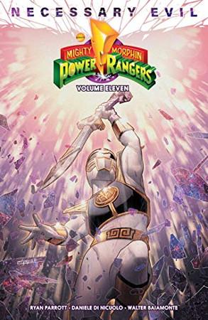 Mighty Morphin Power Rangers Vol. 11 (11)