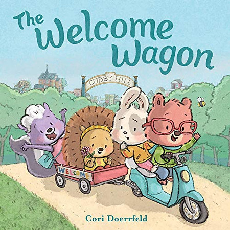 The Welcome Wagon: A Cubby Hill Tale