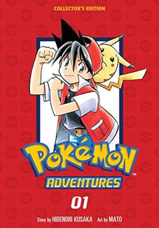Pok�mon Adventures Collector's Edition, Vol. 1 (1) (Pokemon Adventures Collector's Edition)
