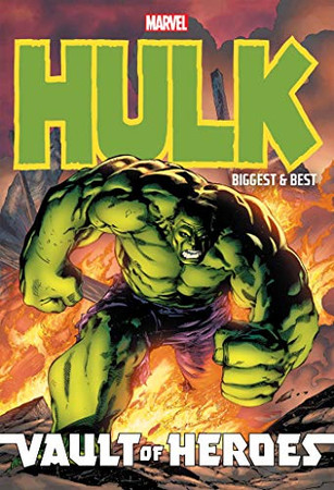 Marvel Vault of Heroes: Hulk: Biggest & Best