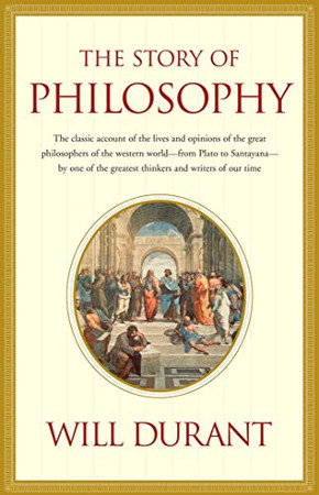 The Story of Philosophy (Touchstone Books) (Touchstone Books (Paperback))