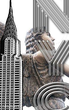 $ir Michael Chrysler Building Angel NYC creative journal