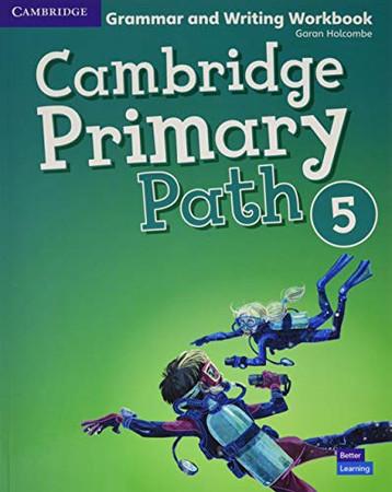 Cambridge Primary Path Level 5 Grammar and Writing Workbook
