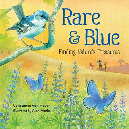 Rare and Blue: Finding Nature's Treasures