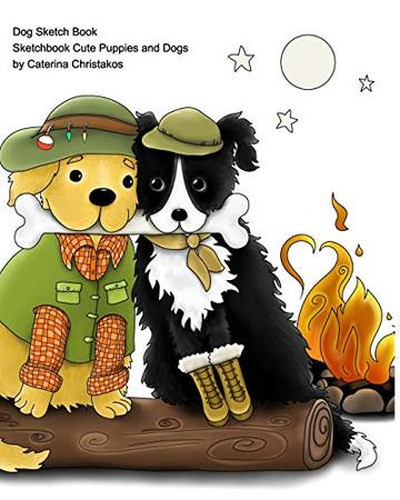 Dog Sketch Book