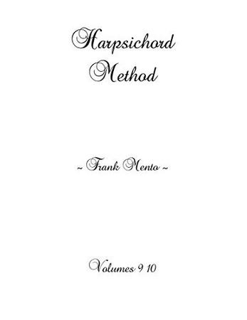 Harpsichord Method Volumes 9 10