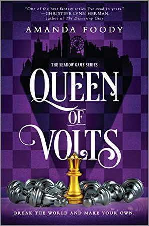 Queen of Volts (The Shadow Game Series)