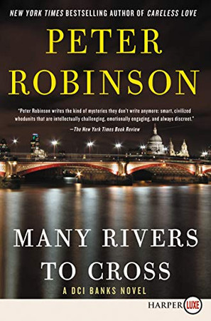 Many Rivers to Cross: A DCI Banks Novel (Inspector Banks Novels)