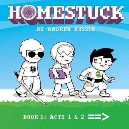 Homestuck, Book 1: Act 1 & Act 2: Book 1: Act 1 & Act 2 (1)