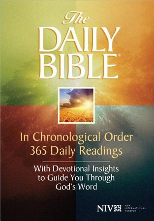 The Daily Bible� (NIV)