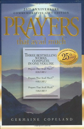 Prayers That Avail Much, 25th Anniversary Commemorative Gift Edition
