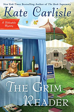 The Grim Reader (Bibliophile Mystery)
