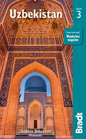 Uzbekistan (Bradt Travel Guide)