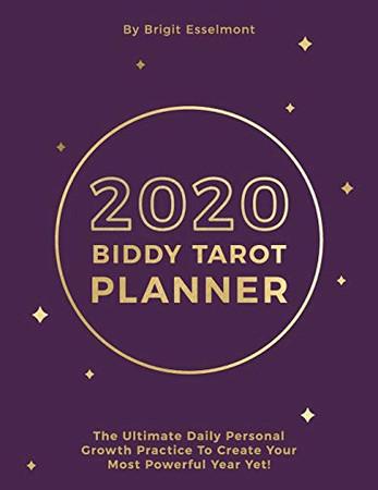 2020 Biddy Tarot Planner