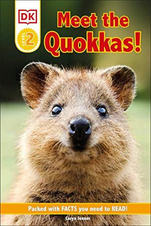 DK Reader Level 2: Meet the Quokkas! (DK Readers Level 2)