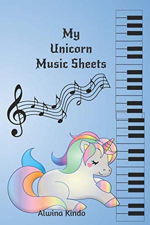 My Unicorn  Music Sheets