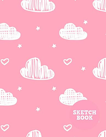 Sketch Book: Note Pad for Drawing, Writing, Painting, Sketching or Doodling - Art Supplies for Kids, Boys, Girls, Teens Who Wants to Learn How to Draw - Vol. B 0488