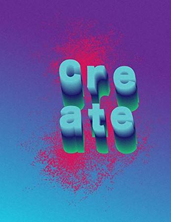 Create: Abstract Art Notebook