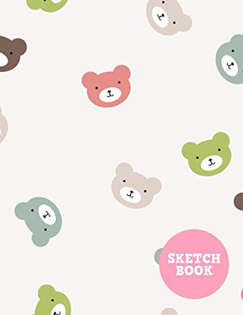 Sketch Book: Cute Note Pad for Drawing, Writing, Painting, Sketching or Doodling - Art Supplies for Kids, Boys, Girls, Teens Who Wants to Learn How to Draw - Vol. A 0387