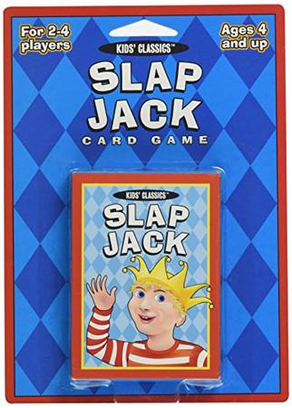 Slap Jack Card Game