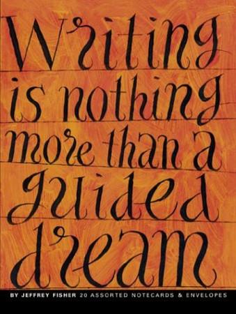 Jeffrey Fisher Literary Notecards