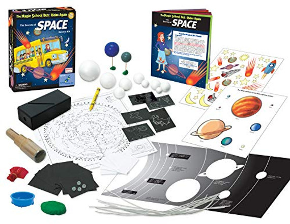 The Magic School Bus: The Secrets of Space