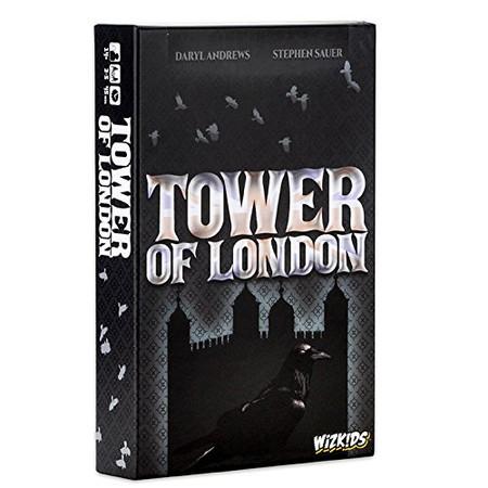 WizKids Tower of London Board Game