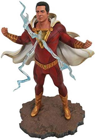 DIAMOND SELECT TOYS DC Gallery: Shazam (Movie Version) PVC Figure