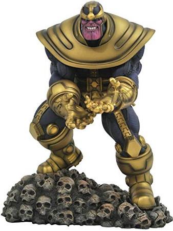 DIAMOND SELECT TOYS Marvel Gallery: Thanos PVC Figure, Multicolor, (Model: MAY192386)