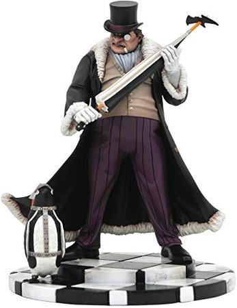 DIAMOND SELECT TOYS DC Gallery: Penguin PVC Figure, Multicolor