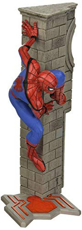 DIAMOND SELECT TOYS Marvel Gallery: Spider-Man Homecoming PVC Vinyl Figure