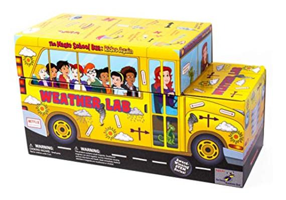 The Magic School Bus: Weather Lab
