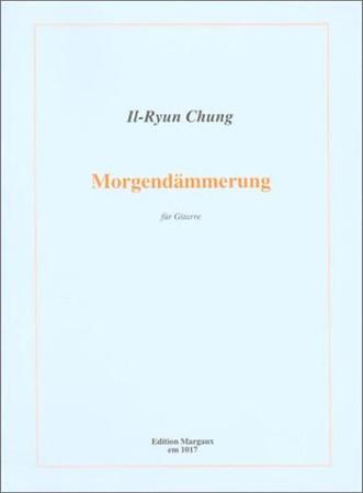 Morgendammerung: Fur Gitarre (Edition Margaux) (German Edition)
