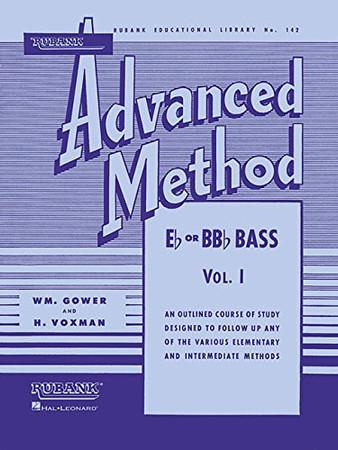 Rubank Advanced Method, Vol. 1 - Bass/Tuba (B.C.) (Rubank Educational Library)
