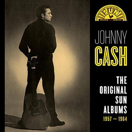 The Original Sun Albums 1957-1964 (8CD Hardback Book)