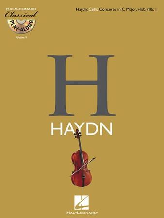 Cello Concerto in C Major, Hob. VIIb: 1: Classical Play-Along Volume 9