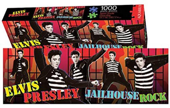 Elvis Slim Jailhouse Nmr Puzzle: 1000 Piece/Pieces