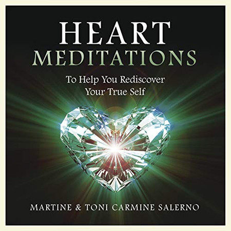 Heart Meditations CD: To Help You Rediscover Your True Self