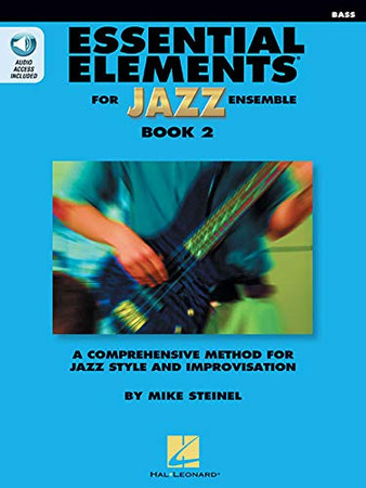 Essential Elements for Jazz Ensemble Book 2 - Bass