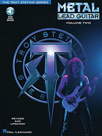 Metal Lead Guitar Vol. 2 (The Troy Stetina Series)