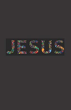 JESUS: Christian PASSWORD ORGANIZER Discreet and with Tabs / Password Book / Password Notebook
