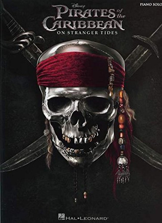 Pirates Of The Caribbean - On Stranger Tides (piano solo)