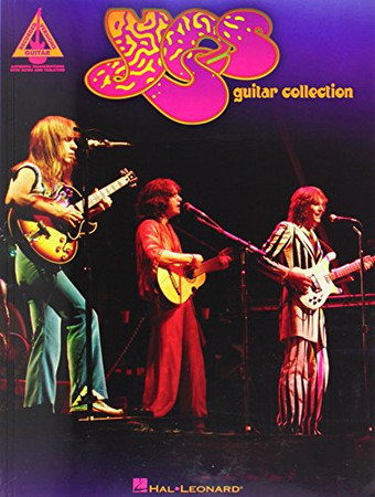 Yes Guitar Collection (Guitar Recorded Versions)
