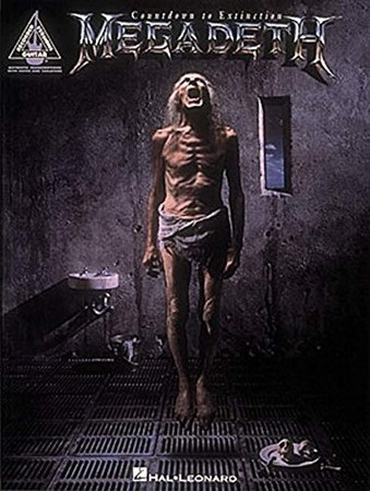 Megadeth - Countdown to Extinction (Guitar Recorded Versions)