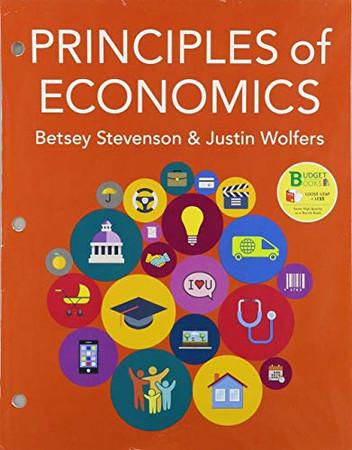 Loose-Leaf Version for Principles of Economics