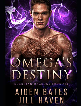 Omega's Destiny (Guardian Dragons)