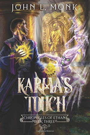 Karma's Touch: A LitRPG and GameLit Fantasy Series (Chronicles of Ethan)
